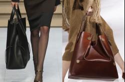 Женские сумки тоут - что будет модно летом 2017?