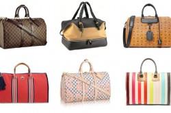 Дорожные сумки для путешествий – новинки от дизайнеров