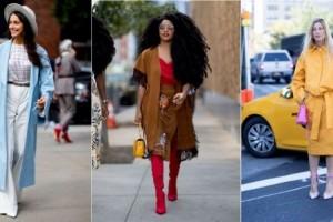 Модные сумки осень 2017 - неделя моды в Нью-Йорке