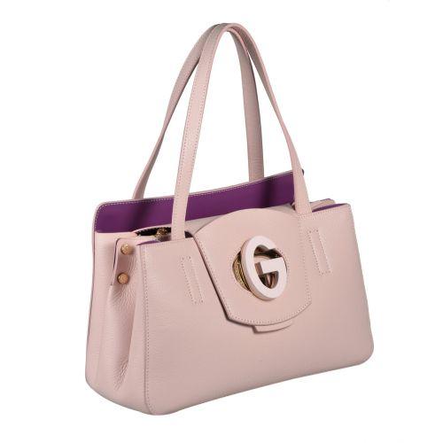 Сумка женская GIRONACCI 161 розовый фиолетовый