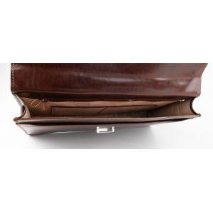 Chiarugi Портфель мужской кожаный CHIARUGI 4320 MORO